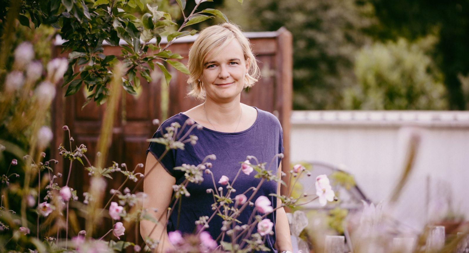 Bauingenieurin Antje Wegener