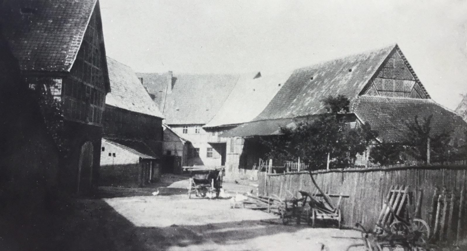 Die Altstadt Ballenstedts und ihre Geschichte